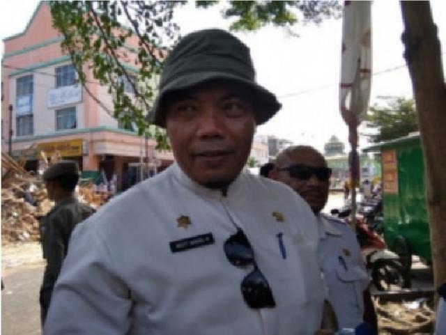 Tiga Ruas Jalan di Pekanbaru Ini Bakal Overlay, Pedagang Bakal Direlokasi