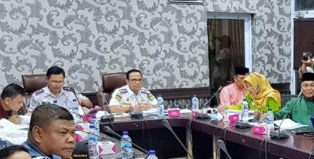 Kadis Perhubungan Dr Aready Pimpin Seminar Akhir Rencana Induk Pelabuhan Kepulauan Meranti