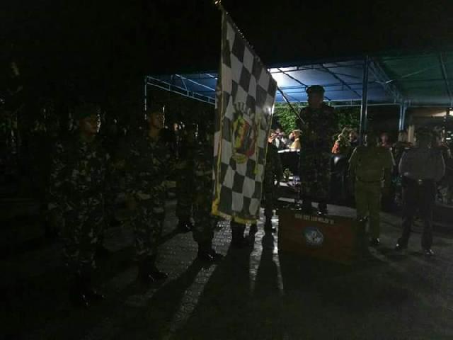Rangkaian Serah Terima Pasukan Yudha Pramuka Jaya di SDN 021 Pasir Penyu