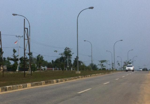 Kondisi Cuaca Di Wilayah Pelalawan Kini Mulai Membaik