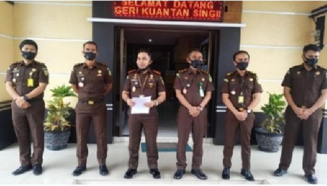 Kejaksaan Tetapkan 3 Tersangka Korupsi Rp 5 M Proyek 'Tiga Pilar' di Riau