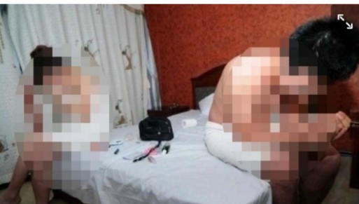 PARAH...Pasangan Janda dan Pria Lajang Ini Digerebek Warga Saat 'Bercocok Tanam'