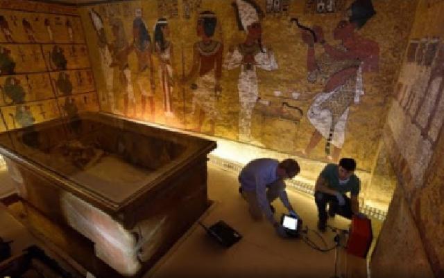Mengejutkan! 3000 Tahun Tak dibuka, Ini Isi 2 Kamar Firaun