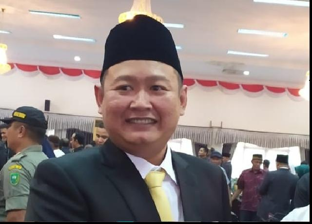 DPRD Inhu Bentuk 8 Fraksi, Daniel: Kita Sudah Surati Parpol