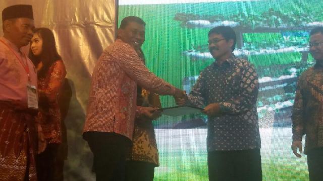 Satu Persatu Pedagang Tanjung Harapan di Relokasi Kepasar Modern