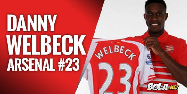 Danny Welbeck Resmi Jadi Penggawa Arsenal
