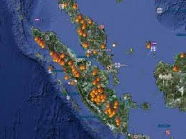 Ingin Tau Informasi Cuaca dan Hotspot di Riau, Baca ini...
