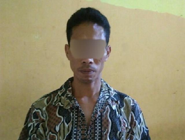 Ketahuan Buang Sabu-Sabu di Samping Rumah Warga, Pria 31 Tahun Diciduk Polisi