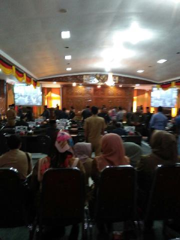 Pandangan Fraksi DPRD Kuansing Terhadap Ranperda Penyiaran Publik Lokal Kuansing FM