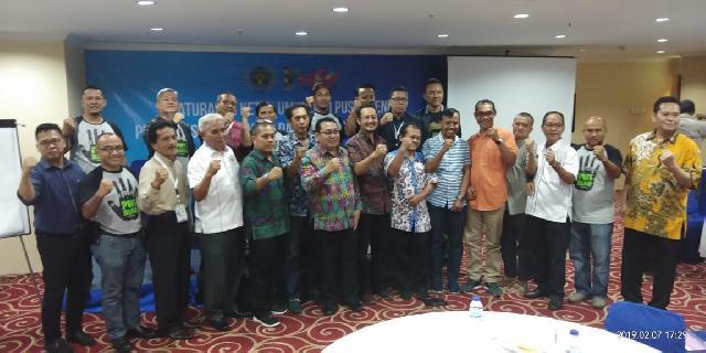 Mappilu PWI Riau Dilantik, Firdaus: Lembaga Ini Mendapat Akreditasi dari Bawaslu RI