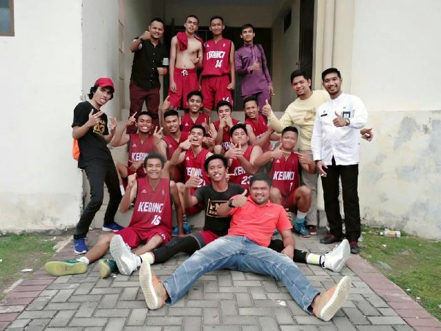 Kejurprov Riau 2016, Tiim basket Putra Pelalawan Lolos Kefinal