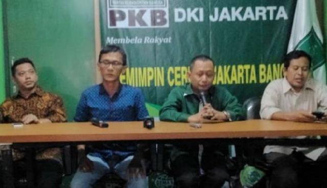 PKB Besok akan Deklarasikan Calon Gubernur DKI Jakarta