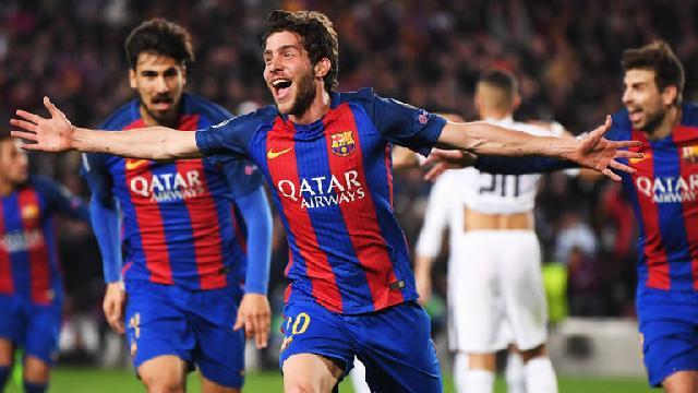 Kenapa 200 Ribu Orang Ingin Laga Barcelona Vs PSG Diulang