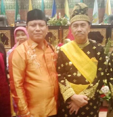Catatan Gubri Syamsuar di HUT Riau ke 62 Tahun, Segera Selesaikan Karhutla, Hati-hati Gunakan APBD