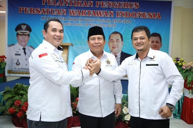 PWI Rohul Utus 10 Delegasi Hadiri HPN Di Surabaya