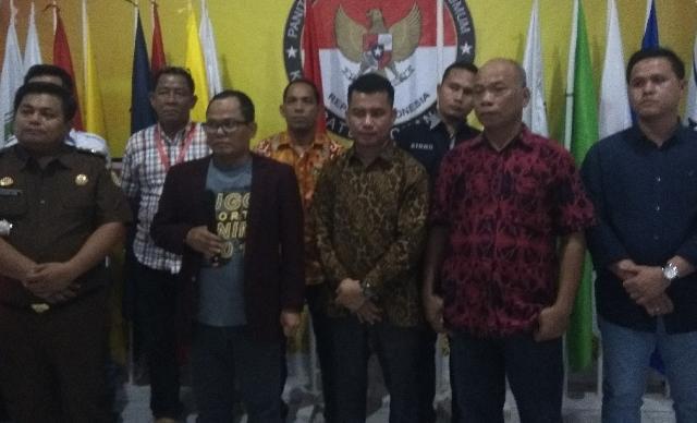 Tim Sentral Gakkumdu Bawaslu Riau Monitor Dugaan Kasus Pidana Caleg