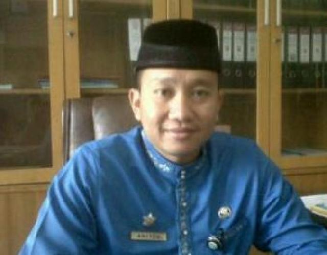 Peringatan Maulid Nabi Muhammad SAW di Kecamatan Lubuk Dalam