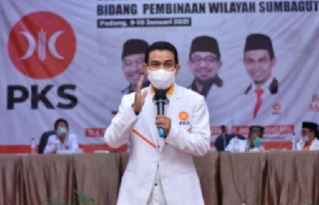 DPP PKS Sumbagut Rapat Koordinasi Persiapkan Kemenangan Pemilu 2024