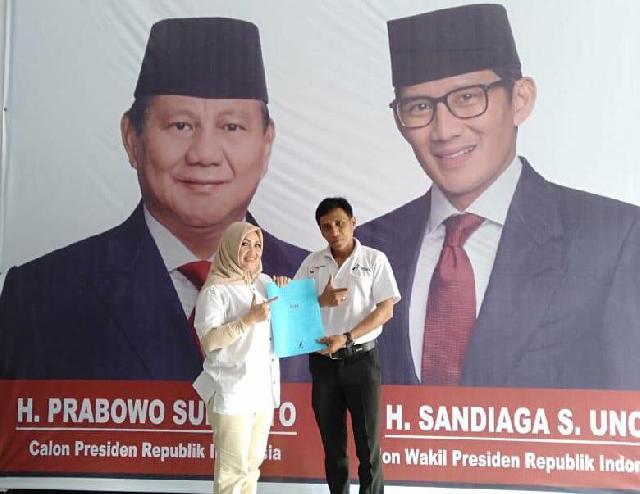 DKS Dukung Capres, Relawan Riau Dilatih Untuk Satgas Pemenangan Prabowo-Sandi