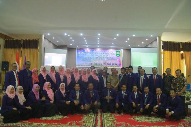 Pengurus IAKMI Siak periode 2016-2019 Resmi di Lantik