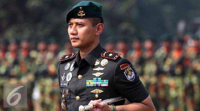 Hasil Survei: Ternyata Agus Yudhoyono Dua Bulan Lalu Masuk Lima Besar