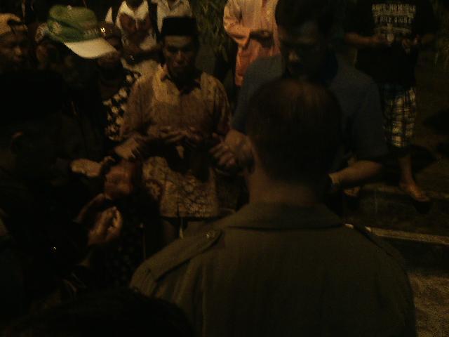 Team Forensik Polda Riau Datang ke RSUD Selatpanjang Kepulauan Meranti