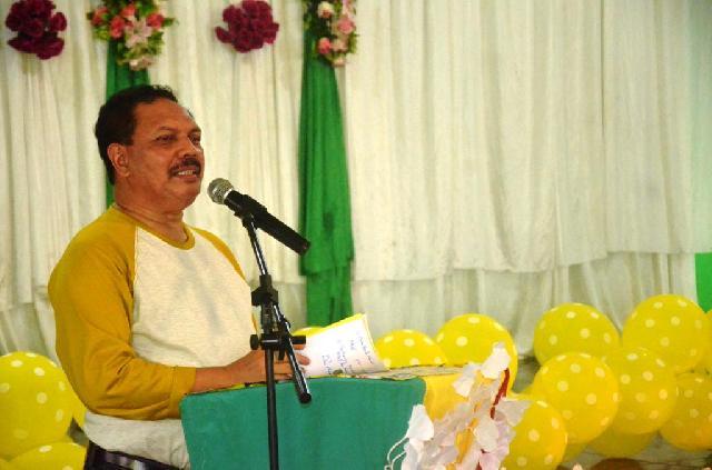 Sekda Inhil Buka Jambore PAUD dan Jambore Kader Posyandu Kecamatan Tanah Merah