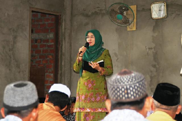 Kelompok Yasinan di Desa Pancur Gelar Yasinan Akbar