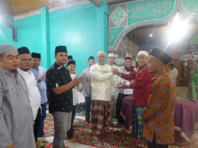Safari Ramadhan, Ketua DPRD Kuansing Terus Berupaya Perjuangkan Aspirasi