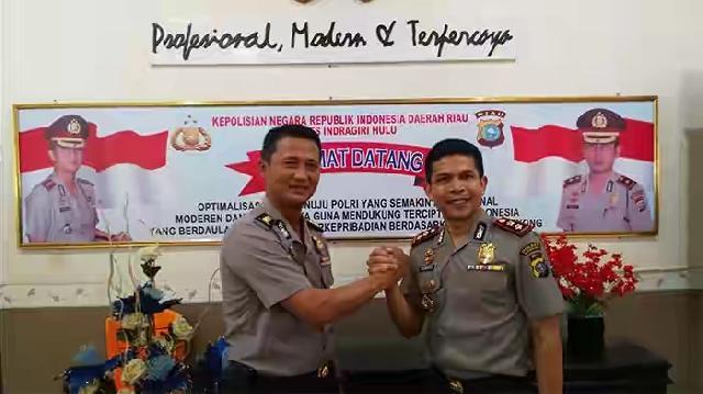 Program AKBP Dasmin Ginting Bertugas Di Inhu