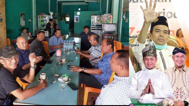 Cawabup Yoghi Susilo Muncul di Warkop, Wartawan Ceritakan Kebaikan Almarhum Bang Ilo
