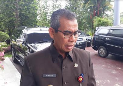 Kejati Riau Tetapkan Mantan Bupati Kuansing Mursini Tersangka