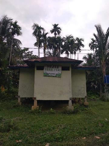 Warga Desa Pasir Bongkal Minta Perusahaan Rehab Musholla
