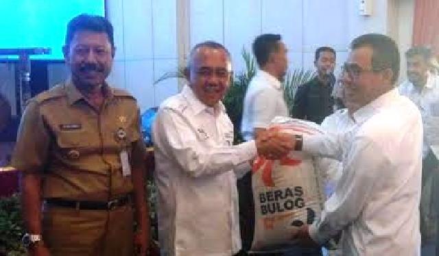Hadiri Rapat Koordinasi Teknis Bidang Perdagangan, Koperasi dan Ukm se Provinsi Riau, Ini Kata Bupat