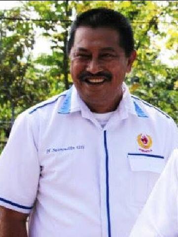 Sebanyak 379 Orang Anggota Kontingen Porprov Tembilahan Berangkat Ke Inhu