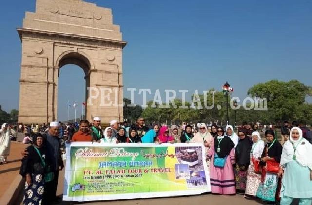 Pertama di Riau, Al Falah Travel Tawarkan Umroh Plus Melihat Sejarah Islam di India