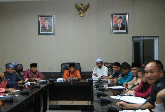 Bhakti Sosial Se-Kabupaten Kepulauan Meranti Persiapan Kehadiran Ustad Abdul Somad  Bersama IDI
