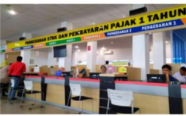 Tingkatkan PAD, Pemprov Riau Bangun 10 Kantor Unit Pelayanan Baru Bapenda di Kabupaten dan Kota