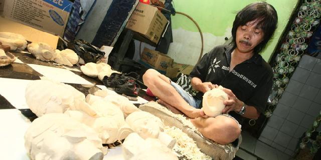 Ekspor Patung Kayu Bali Merosot 35,95 Persen Awal Tahun Ini