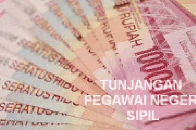 Waah, Tambahan Penghasilan PNS Pemkab Inhu Dicairkan Mulai Besok