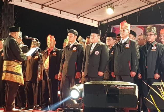 Irwan Nasir Resmi Nahkodai IPSI Riau, Siap Wujudkan Silat Riau Jadi Andalan Nasional
