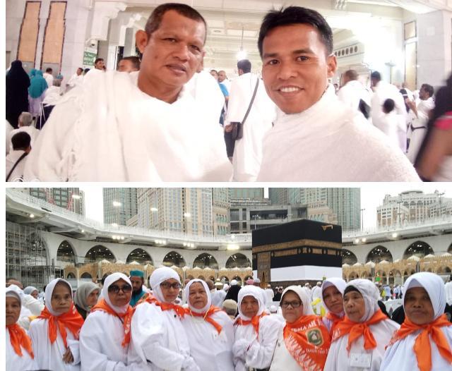 Jema'ah Calon Haji Meranti Laksanakan Ibadah Umroh Wajib Mulai Jum'at Subuh