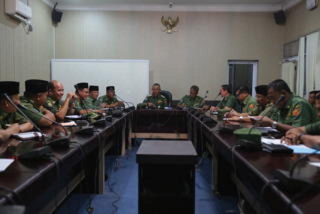 Pj Bupati Meranti Larang Pejabat Keluar Daerah