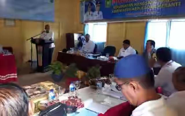 Musrenbang Rangsang Pesisir di Buka Langsung Oleh Wakil Bupati Meranti