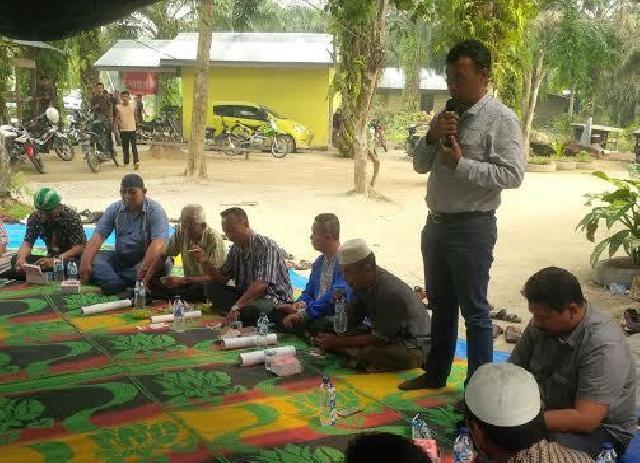 Semua Suku Jawa Disambangi, Ini Kegiatan Paslon Bupati Rohil Nomor Urut 4