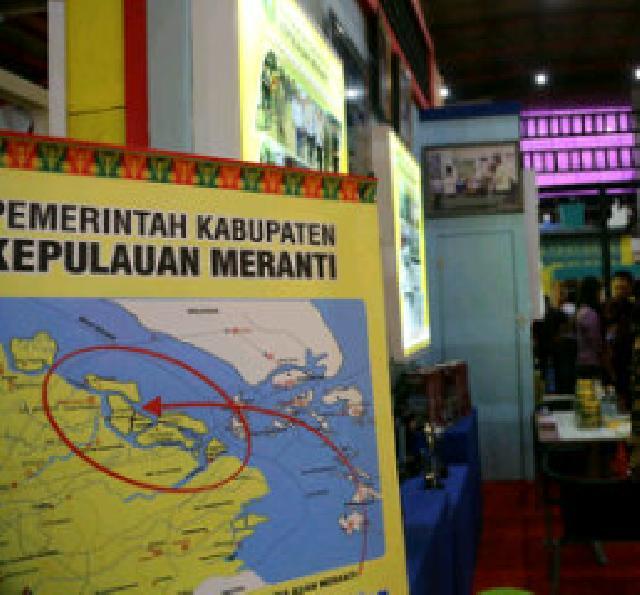 Pameran Potensi Kabupaten Se-Indonesia Atau AITIS 2016, Meranti Masih Andalkan Komoditas Sagu dan Ko