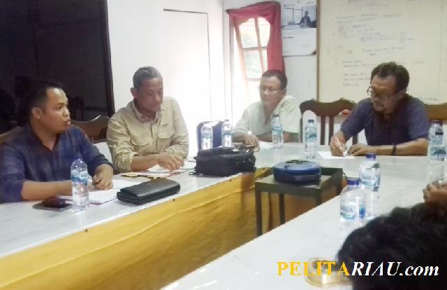 Komisi II DPRD Inhu Sidak ke Perkebunan PT Mentari, Sikapi Laporan Lahan Masyarakat Dalam HGU