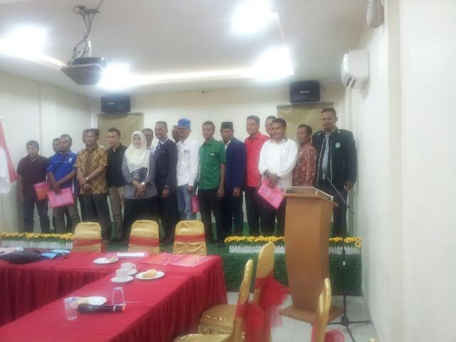 KPU Meranti Laksanakan Bimtek Kali Kedua Untuk Hadapi Pemilu Mendatang