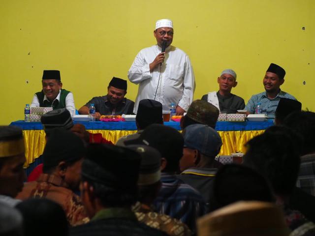 LE: Akses Insfratruktur Jalan Wilayah Inhil Masuk 9 Paket Program Pembangunan Riau