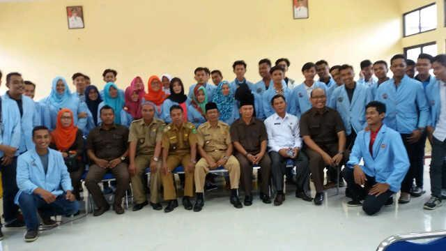 38 Mahasiswa STTI Inhu Laksanakan Kukerta di Kec Kuala Cenaku